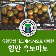 유황닷컴MSM 함안 흑토마토4kg